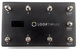Looptimus USB MIDI Foot Controller