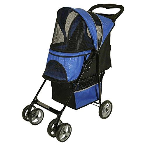 Gen7Pets Cruiser Stroller Sapphire Blue