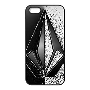 Volcom iPhone 4 4s Cell Phone Case Black yyfabd-327209