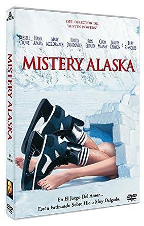 Mystery, Alaska [DVD]: Amazon.es: Russell Crowe, Hank Azaria ...