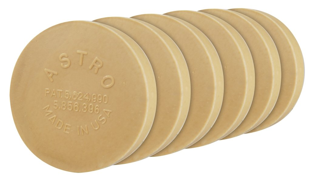 Astro 400E6 6 Pack, Smart Eraser Pad For Pinstripe Removal Tool by Astro Pneumatic Tool