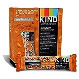 KIND Bar, Caramel Almond Pumpkin Spice, Seasonal, Limited Batch, 1.4oz, 12 Count