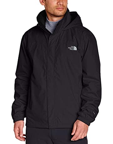 The North Face M Resolve Jacket Chaqueta Impermeable, Hombre