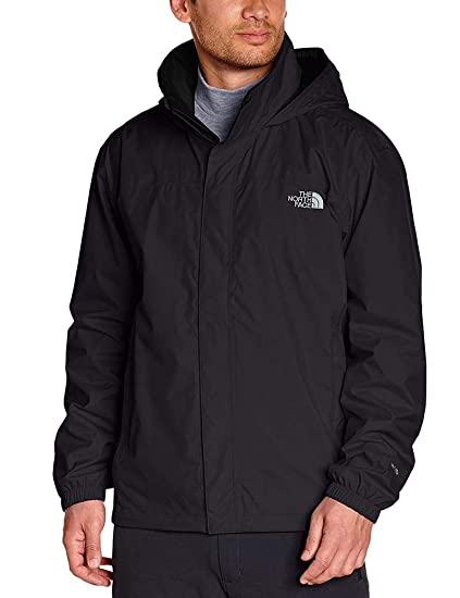 The North Face Mens Resolve Jacket TNF Black Size L