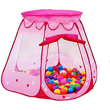 ball games for 1 2 year olds lepapillon pink princess tent indoor and 7982