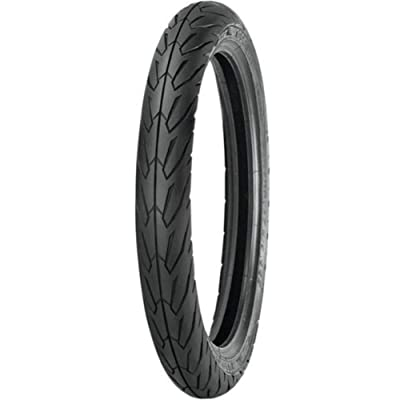 Irc 87-5603 Tire Nr77u Front 70/90-14 F 34P Bias: Automotive