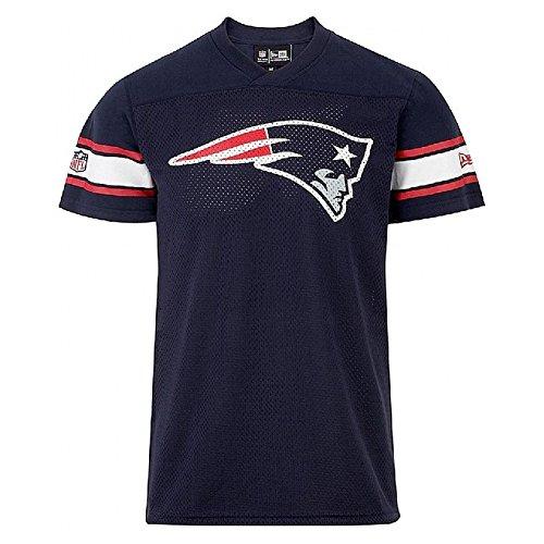 New Era Herren Trikot NFL SUPPRTRS JRSY New England Patriots M