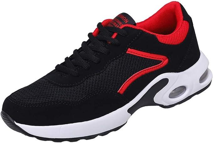 Darringls Zapatos de Hombre,Zapatos de Running para Hombre Mujer Zapatillas Deportivo Outdoor Calzado Asfalto Sneakers Zapatillas Deportivas de Mujer Running Sneakers 35-44: Amazon.es: Ropa y accesorios