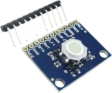 ICSH044A ICSTATION 2.5-5.25V Blackberry Trackball Breakout Board Module new