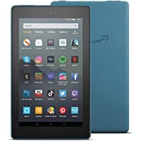 "All-new Fire 7 Tablet | 7"" display, 32 GB, Twilight Blue with Special Offers"