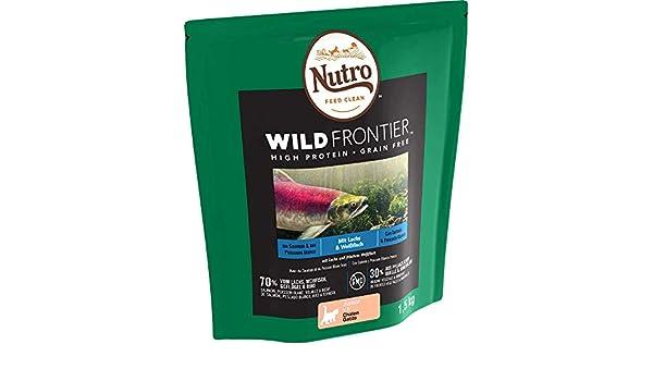 Pienso Gato Junior Salmón y Pescado Blanco 1,5kg Wild Frontier ...