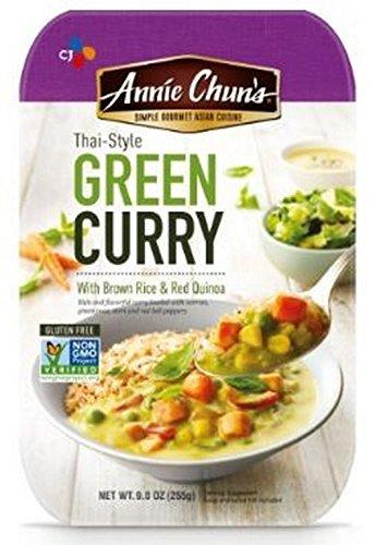 Annie Chun's Meal,Thai,Grn Cury,Br Rc 9 Oz (Pack Of 6)