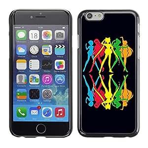 Dragon Case - FOR iPhone 6 - the best way to spend it - Caja protectora de pl??stico duro de la cubierta Dise?¡Ào Slim Fit