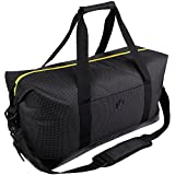 Weekender Bag, Lightweight Overnight Duffel - Travel Carryall for Stylish Men and Women, 25L - KÅBO