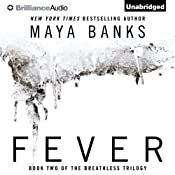 Fever: The Breathless Trilogy, Book 2 | Maya Banks