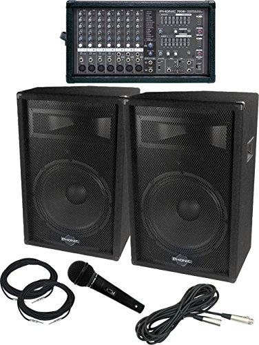 Phonic Powerpod 780 / S715 PA Package -