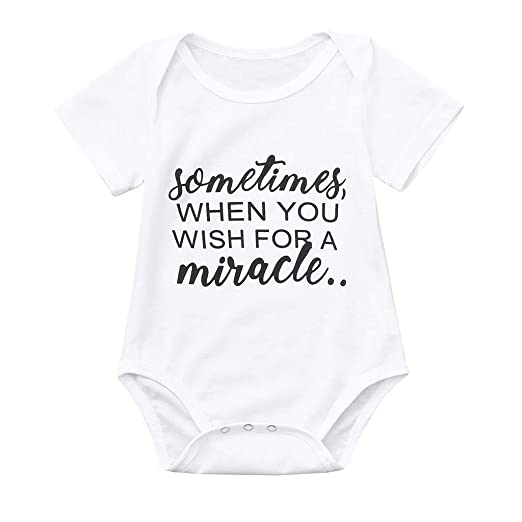 0851c665e586f Amazon.com: Riverdalin Toddler Baby Boys Girls Romper Short Sleeve ...