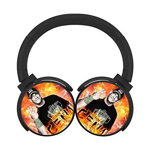 John-Cena Popular Bluetooth Headset Cool Durable Wireless Black