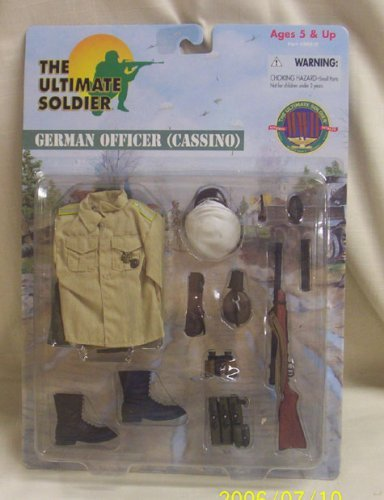 Ultimate Soldier GERMAN OFFICER UNIFORM (Cassino)