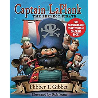 Captain LaPlank: The Perfect Pirate