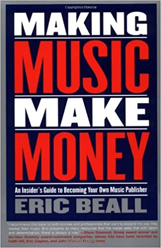 Book Making Music Make Money (Berklee Press)