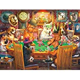 Castle Puzzle Scenery Adult Children's Toy Game 500/1000/1500/2000/3000/4000/5000/6000 Piece Puzzle Game Gift 0310 (Color : E, Size : 1000 pieces)