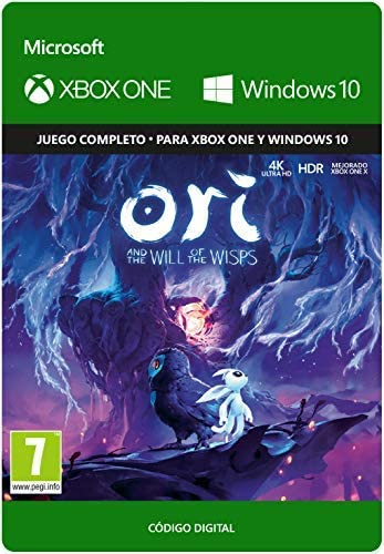 Ori & the Will of the Wisps Standard | Xbox One/Windows 10 PC ...