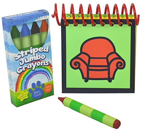 Handcrafted Handy Dandy Notebook inspired DRY ERASE notebook (Blues Clues Handy Dandy Notebook)