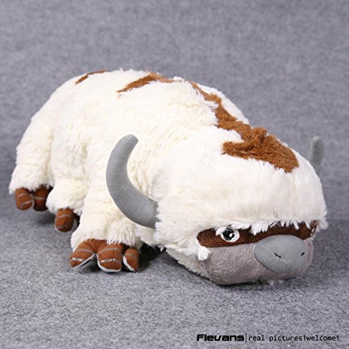 The Last Airbender APPA Stuffed Plush Doll Large Soft Toy 40cm RARE (Homemade Dog Costumes Child)