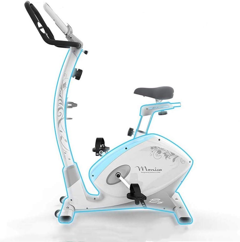 ファンのバイクの練習機械、LCD表示が付いている商業屋内循環のバイクのカーディオ運動装置の中心脈拍