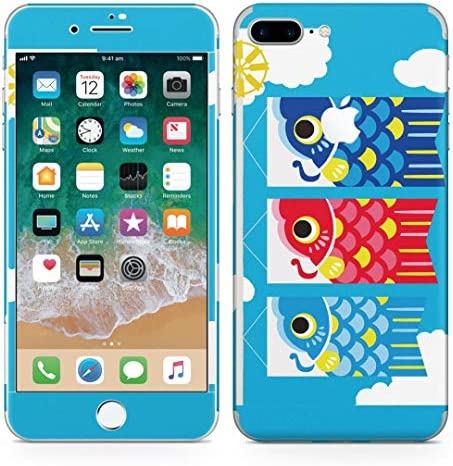igsticker iPhone8 Plus 専用スキンシール 全面スキンシール フル 背面 側面 正面 液晶 ステッカー 保護シール 015797
