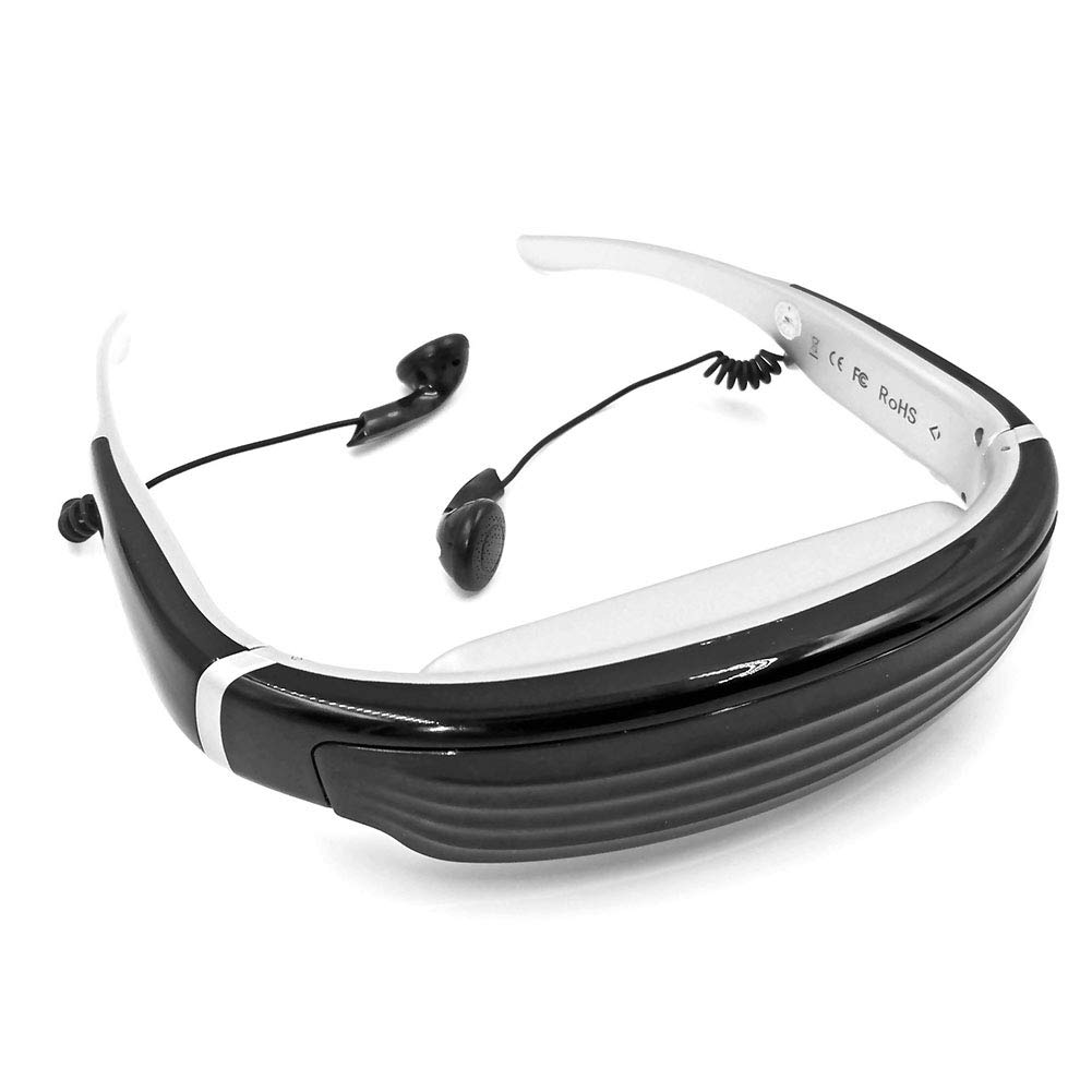 Reproductor Multimedia portátil, Pantalla Virtual, Gafas de ...