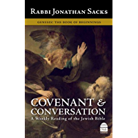 Genesis: The Book of Beginnings (Covenant & Conversation 1) (English Edition)