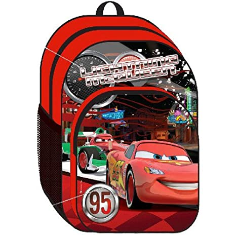 Mochila Cars Disney Race grande