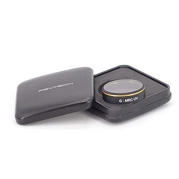 Amazon com: PGY Lens Filters MRC UV Camera Filter Spare