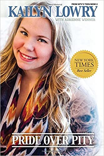 Amazon Pride Over Pity 9781682612842 Kailyn Lowry Adrienne