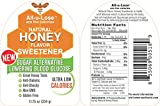 Allulose Natural Honey Flavor Sweetener - 11.75 fl. oz.