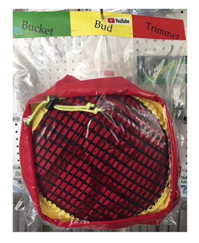 BUCKET BUD TRIMMER The Easy to Use & Cost Effective Save Time and Labor Trimming Buds by BUCKET BUD TRIMMER