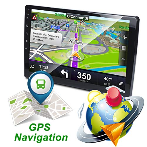 AXNYLHY 10.1 inch car mp5 Player Android 6.0 car Navigation reversing Video,Built-in WiFi Network, 16G Flash Music/Navigation map Data/Video