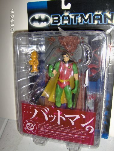 Batman Japanese Import Collector Action Figure Series 1 Robin Action Figure by Yamato