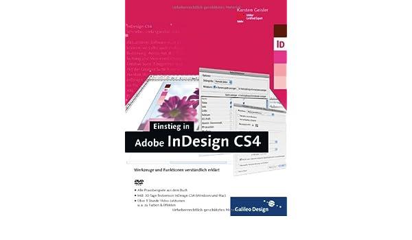 indesign cs4 testversion