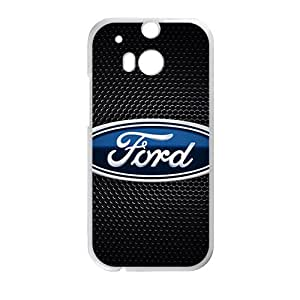 DAZHAHUI Ford sign fashion cell phone case for HTC One M8 wangjiang maoyi by lolosakes