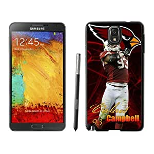 NFL Arizona Cardinals Calais Campbell Samsung Galalxy Note 3 Case Gift Holiday Christmas Gifts cell phone cases clear phone cases protectivefashion cell phone cases HLNKY604581535
