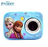 Best Frozen Digital Cameras - Compact Girls Digital Camera for Kids/Children Disney Frozen Review