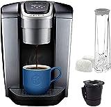 Keurig K Elite coffee-machine, One Size, Brushed
