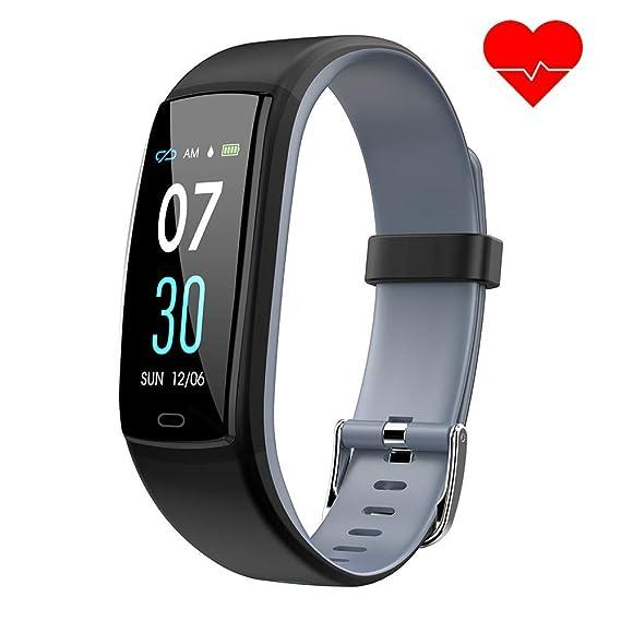 Amazon.com: Eight Horses-S Activity Tracker Smart Watch ...