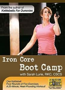 Iron Core Bootcamp DVD