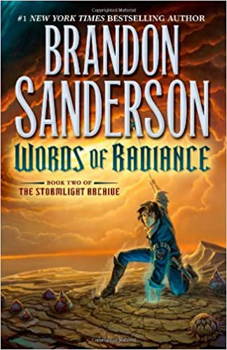 Words of Radiance (The Stormlight Archive, Book 2), Sanderson, Brandon