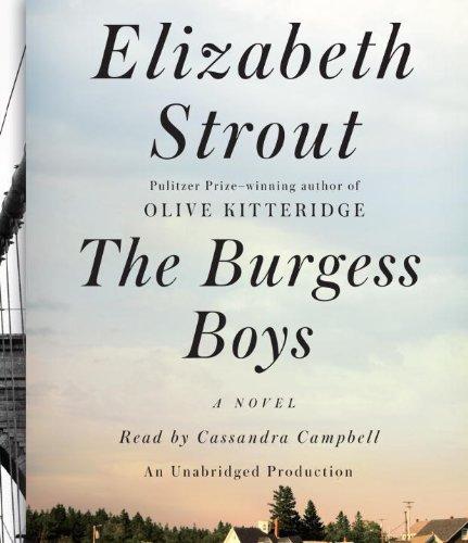 The Burgess Boys: Amazon.es: Strout, Elizabeth, Campbell ...