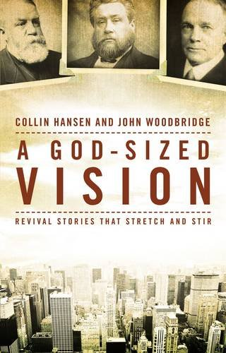 Download A God-Sized Vision: Revival Stories that Stretch and Stir PDF